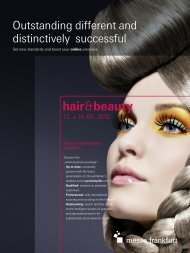 Outstanding different and distinctively successful - Hair and Beauty ...