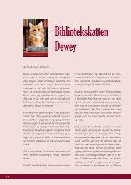 Bibliotekskatten Dewey - Felis Danica