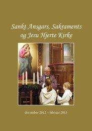 December 2012 - klik her for at downloade... - Jesu Hjerte Kirke