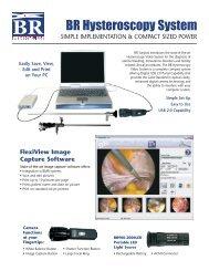 BR Hysteroscopy System