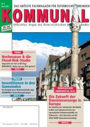 Hochwasser & die Flood-Risk-Studie Investitionen in den ...