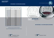 Digitalt Ecometer fra BPW - Betjenings - Transport-Teknik A/S