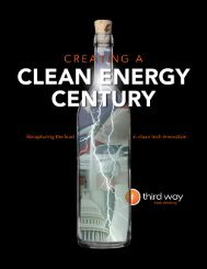Creating a Clean Energy Century - Come Let Us Reason Together ...