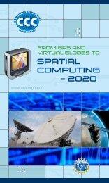 Spatial Computing – 2020 - Computing Research Association