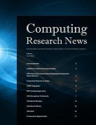 pdf version - 2.9mb - Computing Research Association
