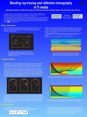 Poster presented