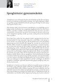 Sprogforum 47 - Aarhus Universitetsforlag - Page 7