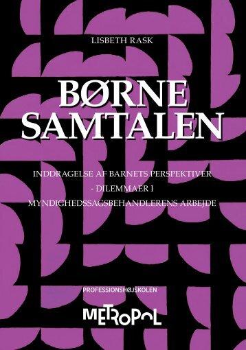 BØRNE SAMTALEN - NUBU