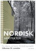 ARKITEKTUR I FIRE DIMENSIONER ... - Arkitektforbundet - Page 2