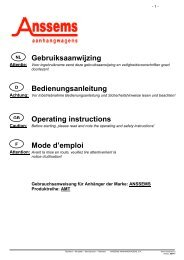 Handleiding AMT DE versie 1 - Anssems