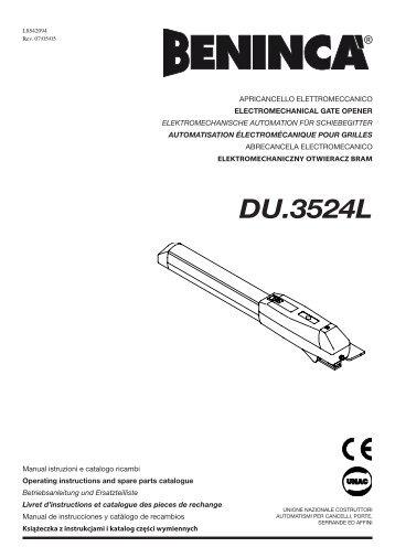 DU.3524L - TAS Unger OG