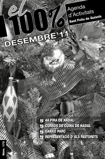 Desembre 2011 (PDF) - Ajuntament de Sant Feliu de Guíxols