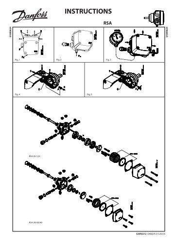 instructions rsa - Danfoss.com