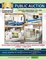 HIgH PRECISIoN AERoSPACE PARTS MANUFACTURER 2 Sales ...