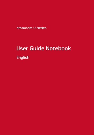 User Guide Notebook - Brack Electronics AG