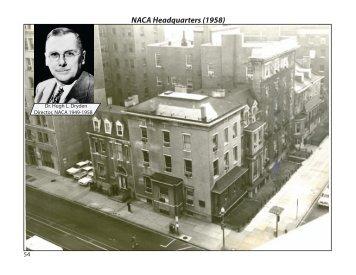 NACA Headquarters (1958) - NASA Ames History Office