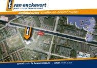 Ansichtkaart actie Eindhoven-Breitnerstraat