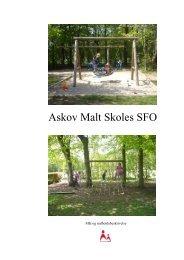Mål og indholdsbeskrivelse - Askov-Malt Skole