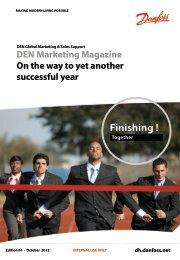 Finishing ! - Danfoss.com