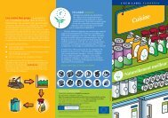 la cuisine - Ecolabel
