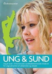 ung & Sund - Sundhedsstyrelsen