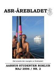 Årebladet 06.2 (fylder 1.09mb) - ASR - Aarhus Studenter Roklub