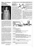 nytt fra mjøndalen menighet nytt fra mjøndalen ... - Menighetsbladet - Page 3