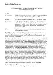 Referat fra generalforsamlingen d. 10. april 2013 - Kulturparaplyen ...