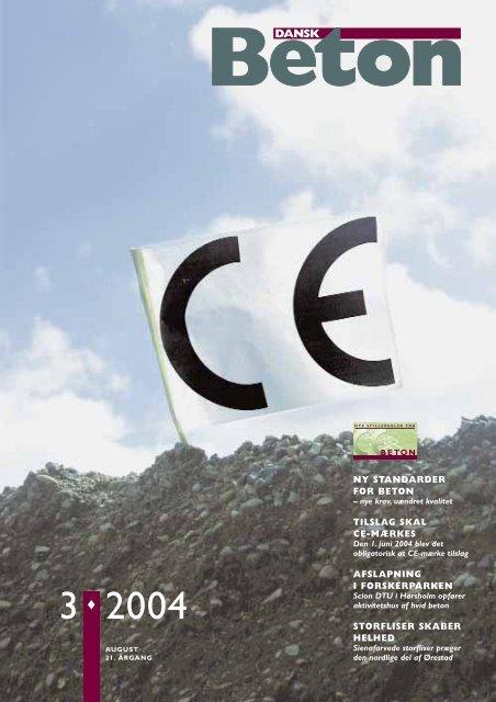 Download blad nr. 3-2004 som pdf - Dansk Beton