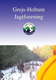 Fredag den 4. februar fra kl. 18.30 - Grejs-Holtum Jagtforening