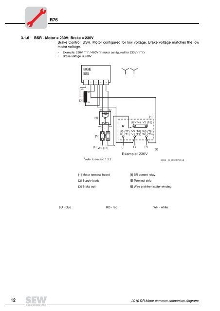 Wiring Diagram For Low Voltage Motor