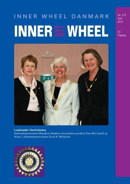Nr. 125 - Juni 2011 - Inner Wheel Denmark