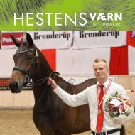 Nr. 1 · FEBRUAR·2012 - Hestens Værn
