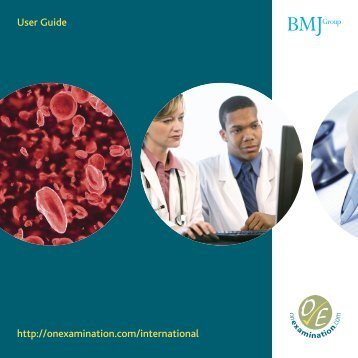 OnExamination User Guide - BMJ Group
