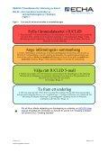 REACH-IT Handboken för inlämning av data 5 - ECHA - Europa - Page 6