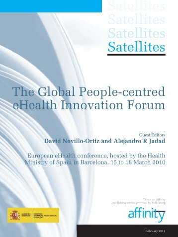 The Global People-centred eHealth Innovation Forum - BMJ Group