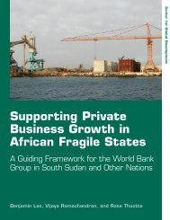 Supporting Private Business Growth in African Fragile States