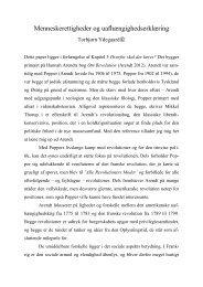 Side 128: Hannah Arendt om revolution - paedpopper.dk