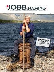 Jobb & Næring #6 2011 - Haugesundregionens Næringsforening
