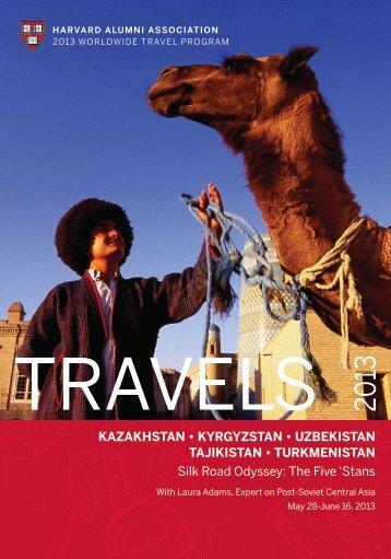 KAZAKHSTAN • KYRGYZSTAN • UZBEKISTAN TAJIKISTAN ...