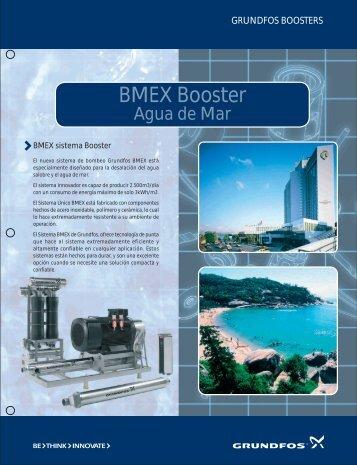 BMEX Booster - Grundfos