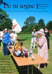 De ni sogne efterår 2012 - Jyderup-Holmstrup Pastorat