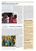 Projektarbeit in Indien und Bangladesch - Andheri-Hilfe Bonn - Seite 2