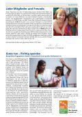 Projektarbeit in Indien und Bangladesch - Andheri-Hilfe Bonn - Seite 3
