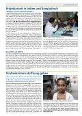 Projektarbeit in Indien und Bangladesch - Andheri-Hilfe Bonn - Seite 5