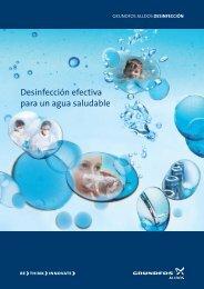 Desinfección efectiva para un agua saludable - Grundfos
