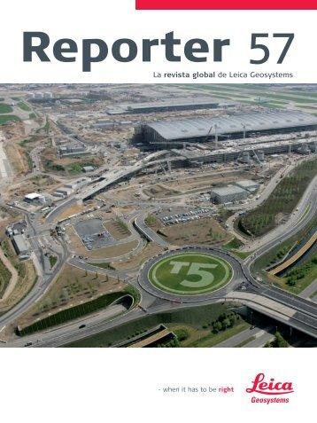 La revista global de Leica Geosystems