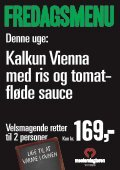 Krondyrsteg med vildtsauce, smørstegte kartofler, tyttebær og ... - Page 3