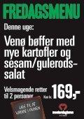 Krondyrsteg med vildtsauce, smørstegte kartofler, tyttebær og ... - Page 5