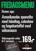 Krondyrsteg med vildtsauce, smørstegte kartofler, tyttebær og ... - Page 6